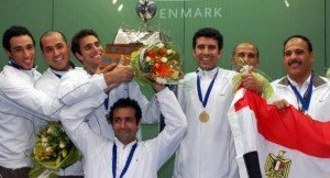 2009: Egypt beat France in Danish Final