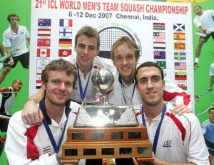 2007 : England retain the title in Chennai