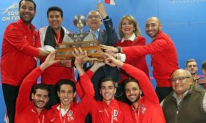 Egypt Retain the title in Washington